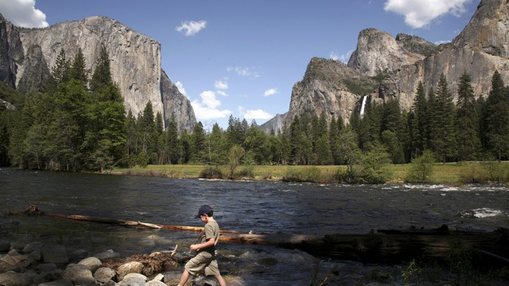 Yosemite Through John Muirs Words The Atlantic