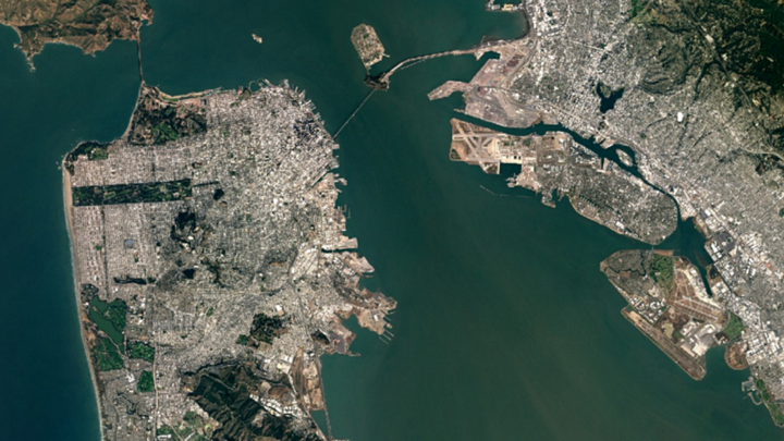 Google Maps Gets a New, 700-Trillion-Pixel Cloudless
