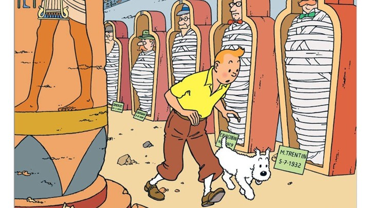 Is Tintin Racist Coming To Terms With The Checkered History Of A