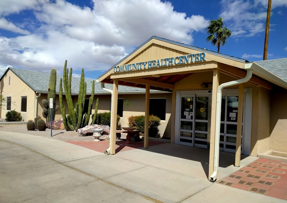 Finding Health Care in the Desert