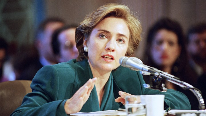 Hillary Clinton's Role in the 1990s Welfare-Reform Battle ...