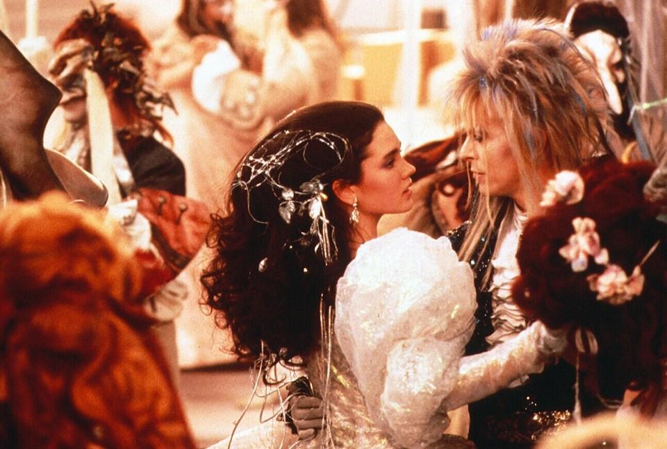 Jim Henson's 1986 Film 'Labyrinth,' Starring David Bowie ... Labyrinth 1986 Characters