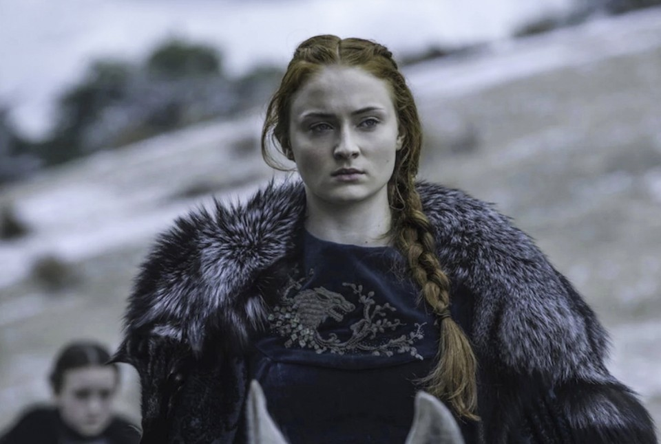 Why 'Game of Thrones' Can't Kill Sansa Stark | Hollywood Reporter