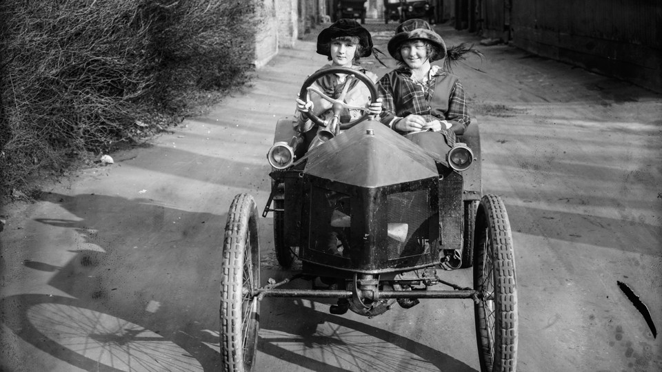 Driverless Cars of the 1920s - The Atlantic