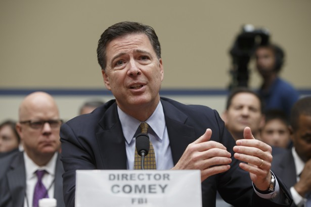 Image result for Why is Comey testifying?
