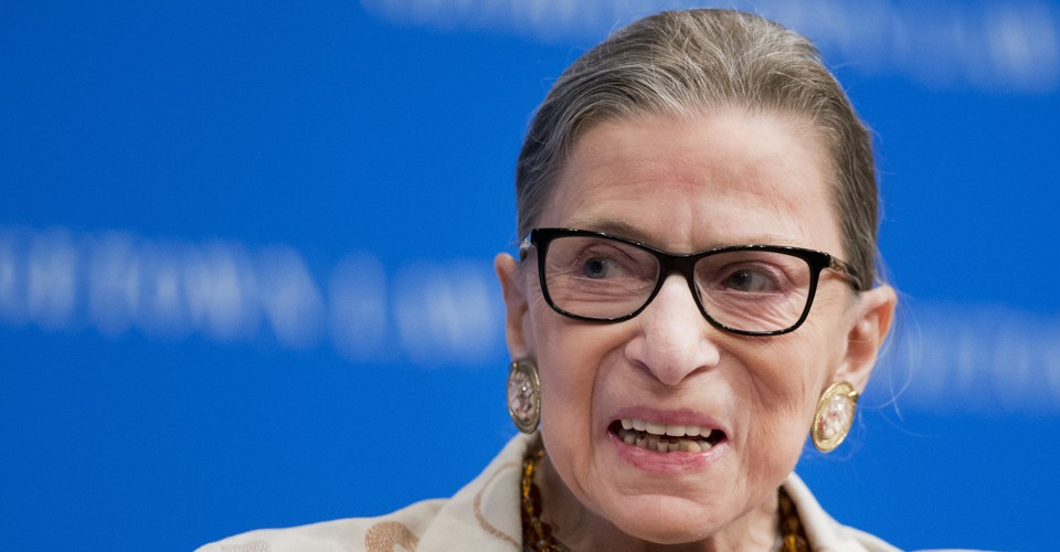 Justice Ginsburg Says She Regrets Remarks Criticizing Donald Trump