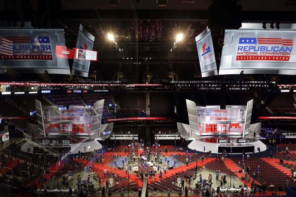 RNC 2016: Melania Trump addresses the convention