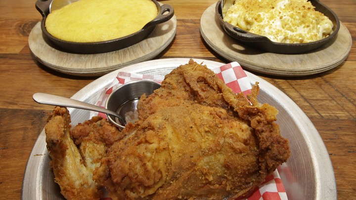 Fried Chicken Tells The History Of America The Atlantic
