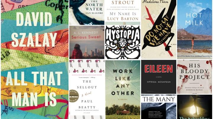 Inside The 2016 Man Booker Longlist The Atlantic