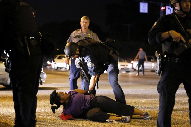 Protests over police killings disrupt interstate traffic