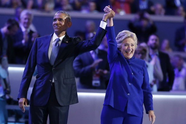 Obama Took on Donald Trump and Endorsed Hillary Clinton in a Speech ... 5489b37012c1