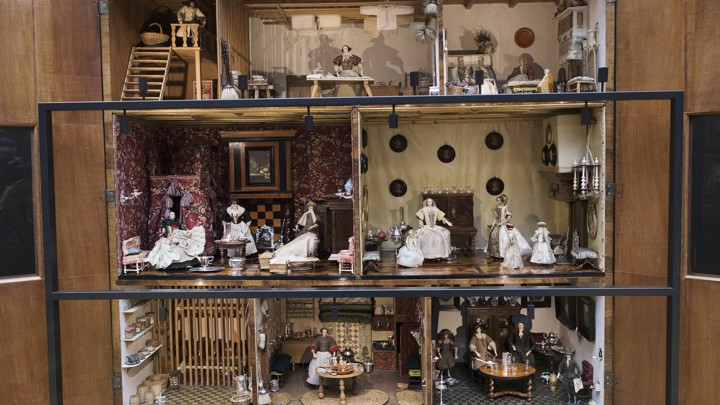 The history of dollhouses the atlantic a 17th century dollhouse on display in amsterdammichael kooren reuters solutioingenieria Choice Image