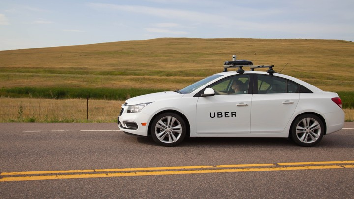 Uber Approved Cars >> Uber Is Mapping Its Way To A Self Driving Future The Atlantic