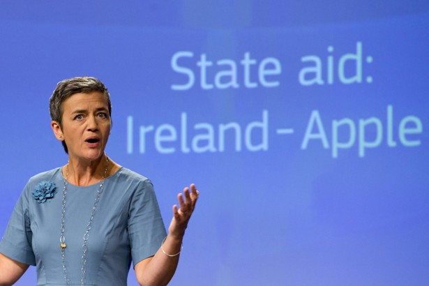Apple must pay Ireland up to 13 bn euros in taxes