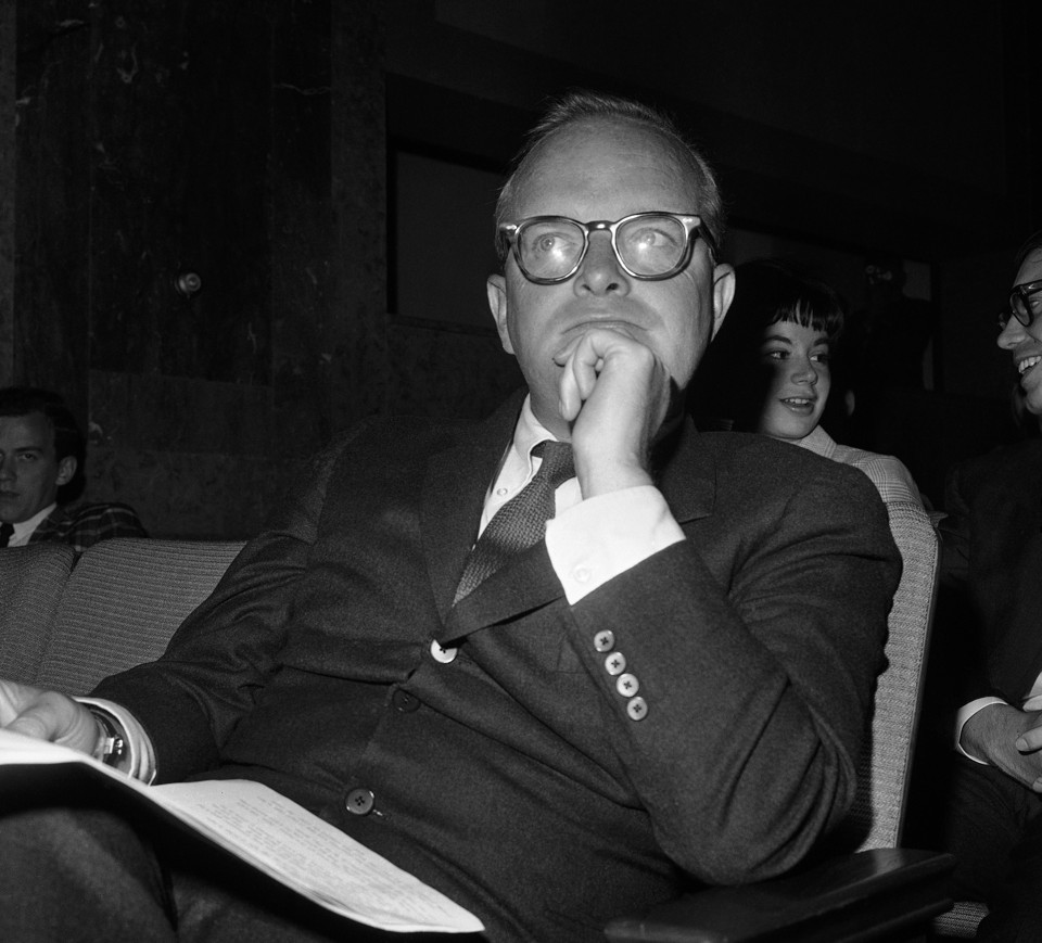 Who Wants to Buy Truman Capote's Ashes?