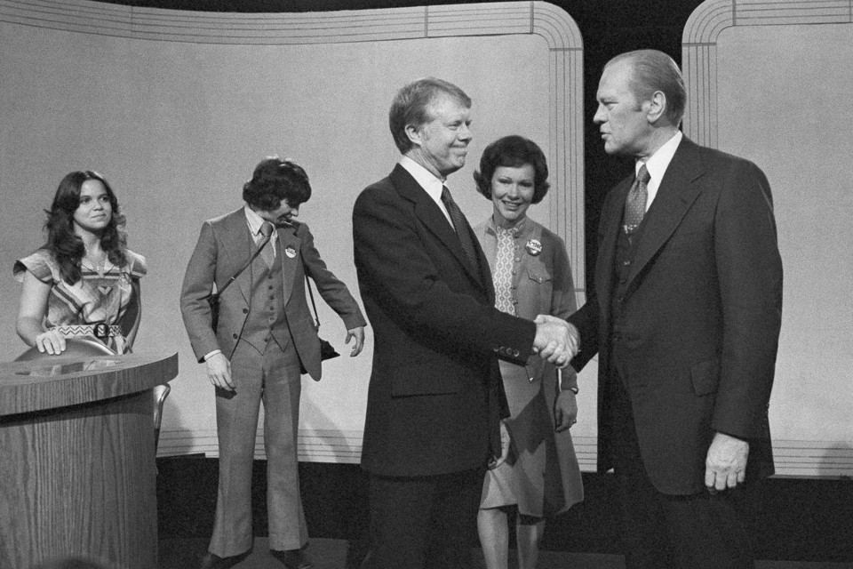 Gerald Ford Quotes Inspiration The Myth Of Gerald Ford's Fatal 'soviet Domination' Gaffe  The