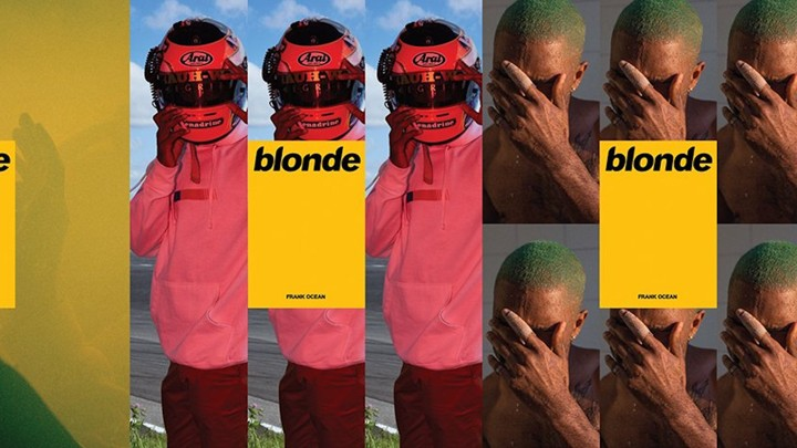 One blonded