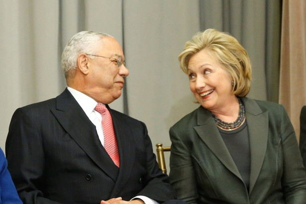 Colin Powell, the Last Reasonable Man