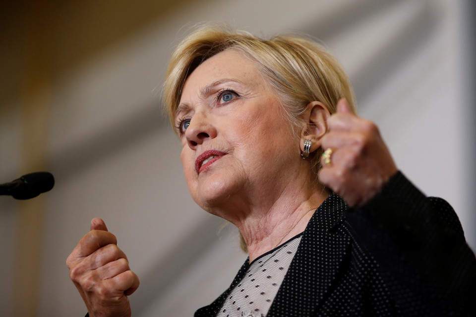 Hillary Paying Herself A Generous Salary As A Candidate    Hillary Clinton  Uses Campaign Donations