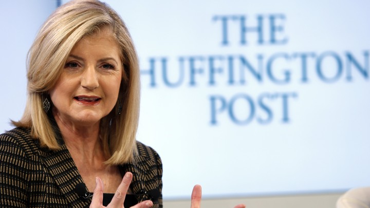 Image result for images of arianna huffington
