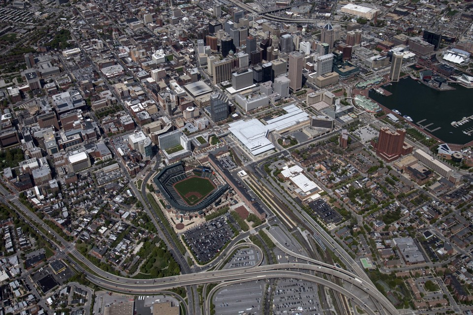 The Sneaky Program to Spy on Baltimore from Above