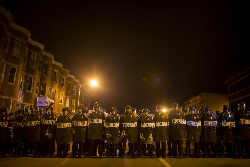 Baltimore Police Agree to Stop Abusing Their Power