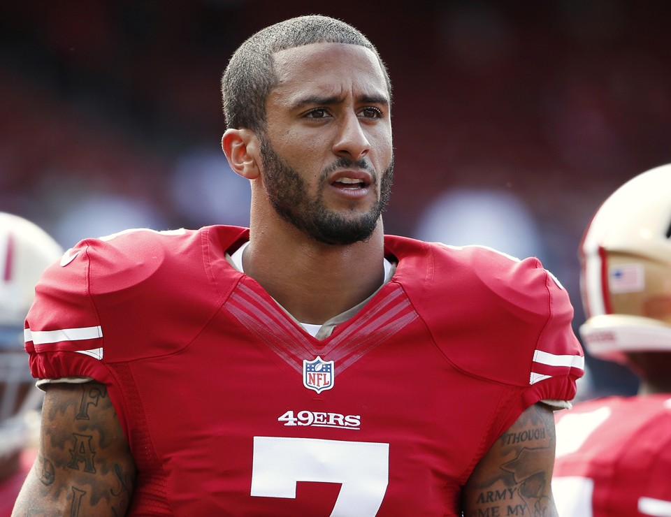 Rodney Harrison says Colin Kaepernick isn't black enough
