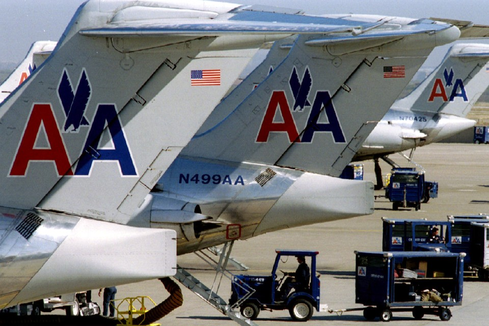 Working Amid a Turbulent Few Decades in the Airline Industry
