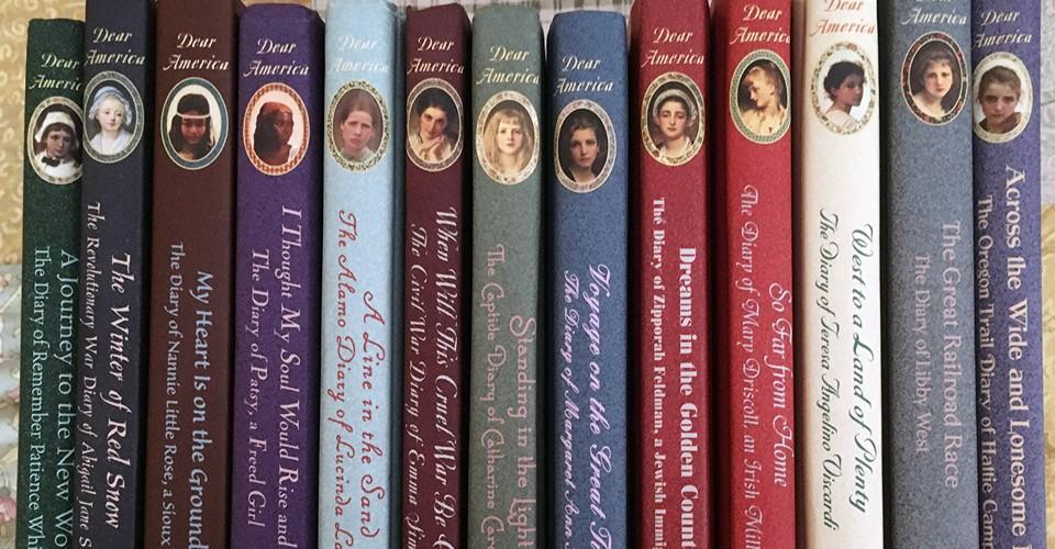 All American History Books