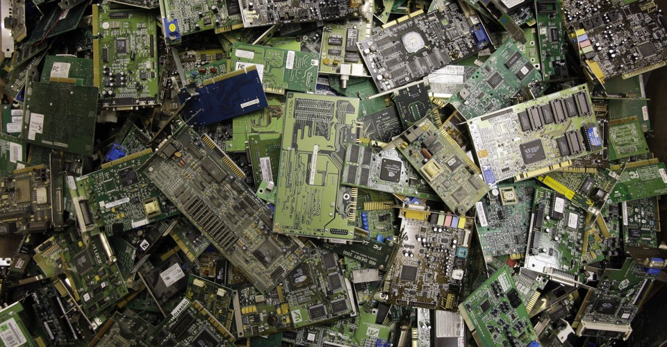 E Waste The Gobal Cost Of Discarded Electronics The
