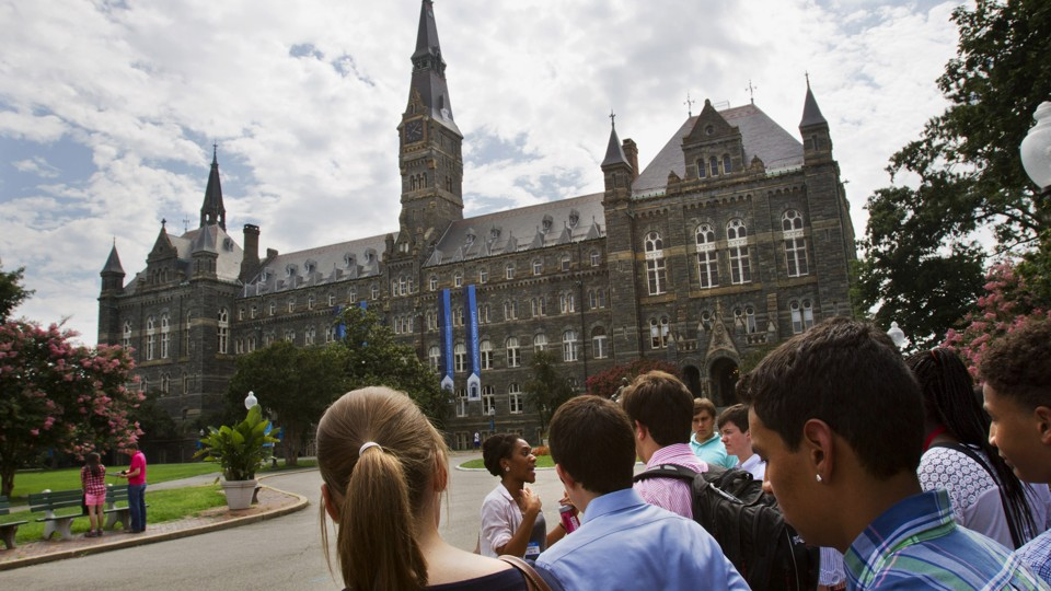 Admissions preference isn t enough for the descendants of