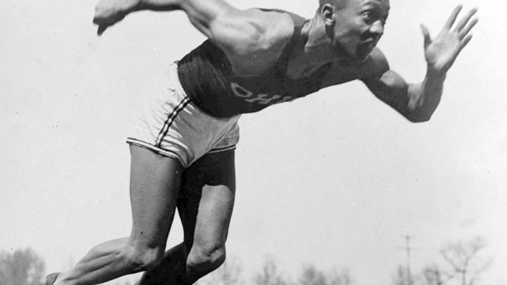 jesse owens olympics 1940