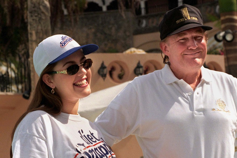 politics archive trump tweets alicia machado