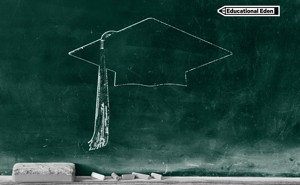 Essay Good Health A Green Chalkboard With A Sketched Outline Of A Graduation Cap And Tassel  Pieces Of Politics And The English Language Essay also Independence Day Essay In English Experts Describe The Perfect Classroom Space For Learning In School  Research Proposal Essay Example
