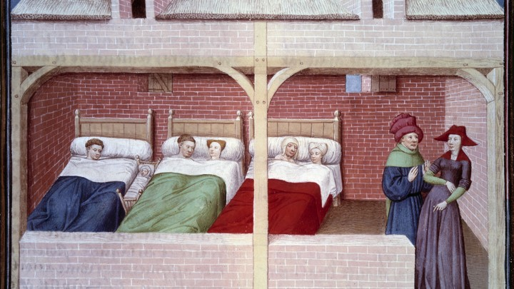 The Millennial Housing Trend Is a Repeat of the Middle Ages - The