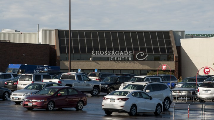 The Crossroads Center mall in St. Cloud, Minnesota