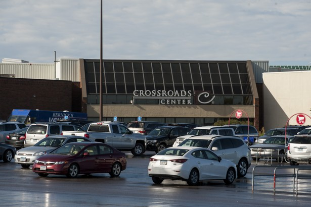 The Crossroads Center mall in St. Cloud, Minnesota