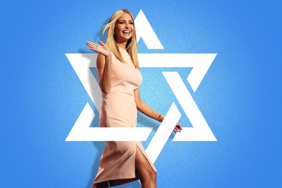 Image result for ivanka trump, a kabbalist