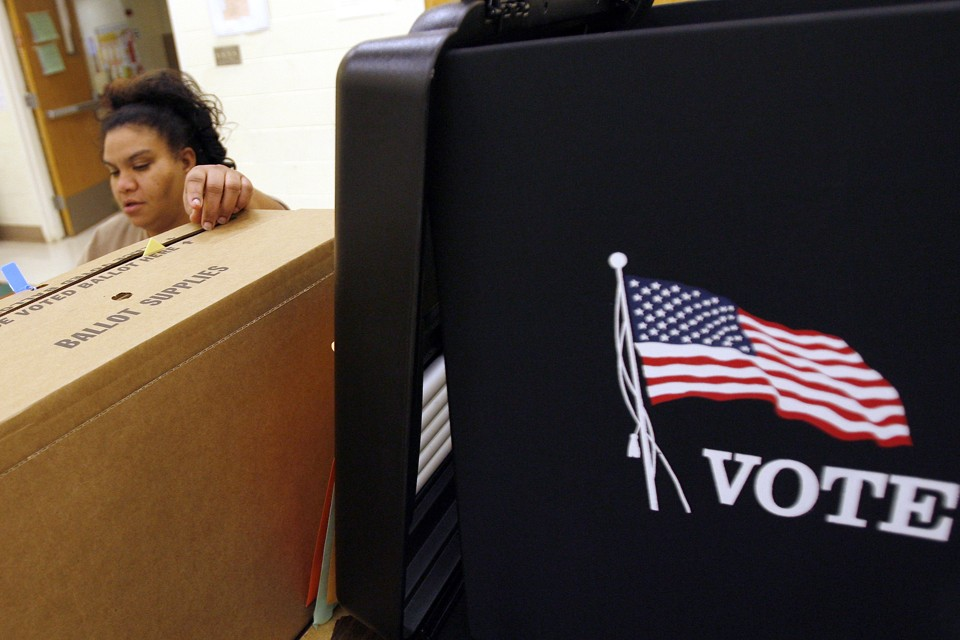 Appeals court: Ohio elections chief wrongly purged voters