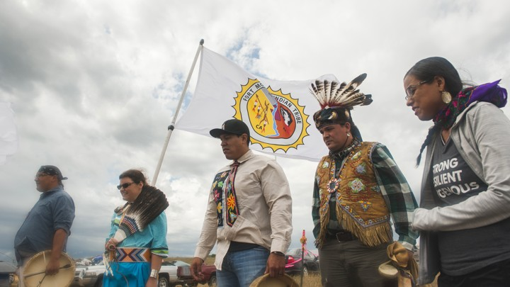 The Dakota Access Pipeline, the Standing Rock Sioux Tribe
