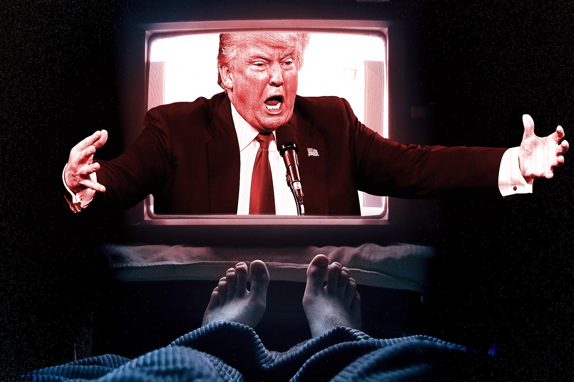 Donald Trump and the Politics of Fear - The Atlantic