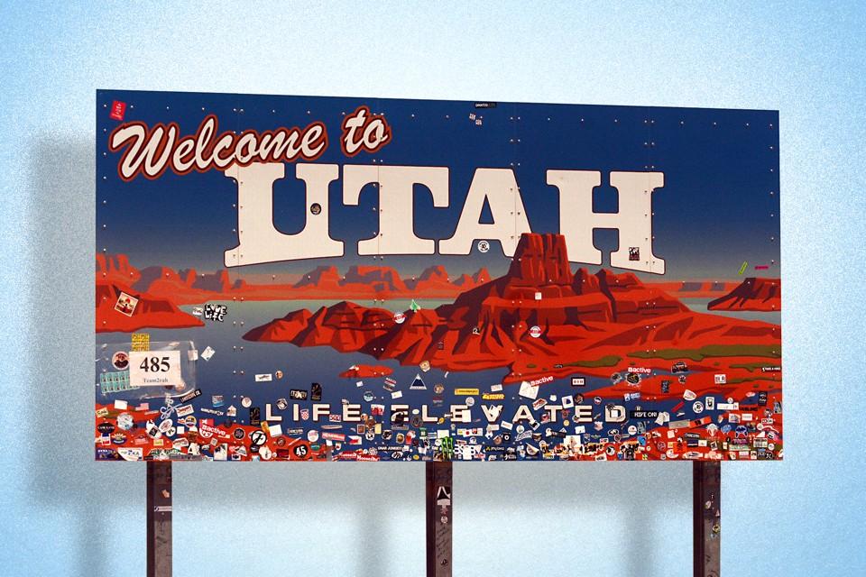 Link: Utah Is 2016's Strangest Swing State