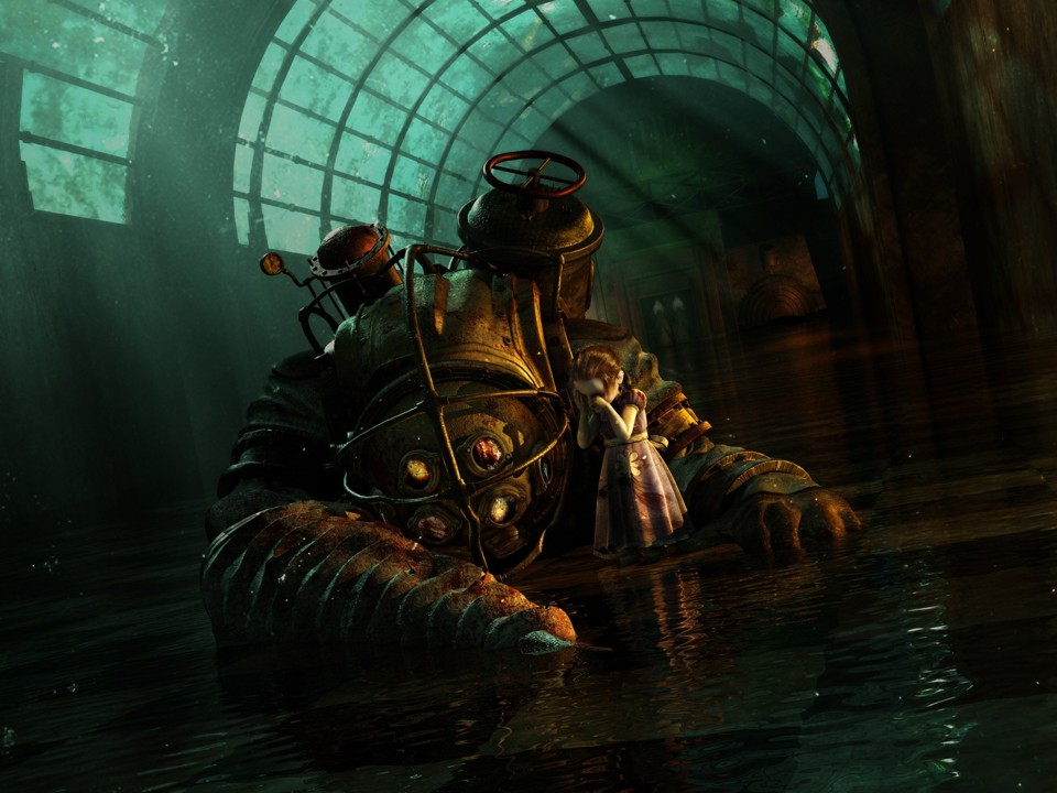 What bioshock remastered says about the original game for 3d film archive
