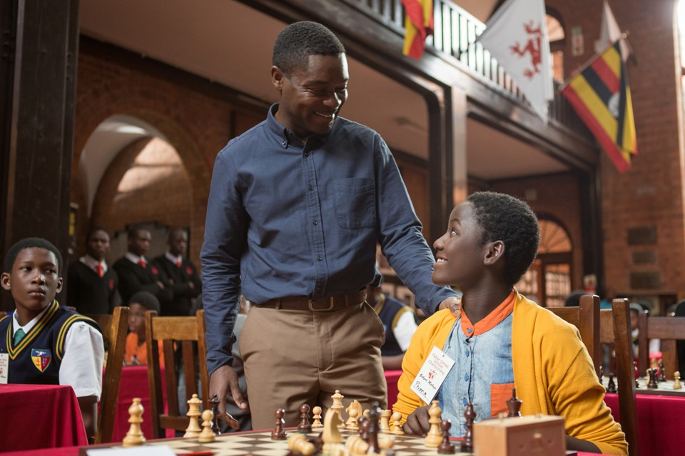 Image result for pictures from queen of katwe phiona