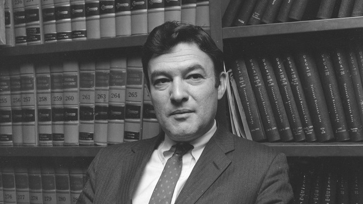 Jack Greenberg in 1969