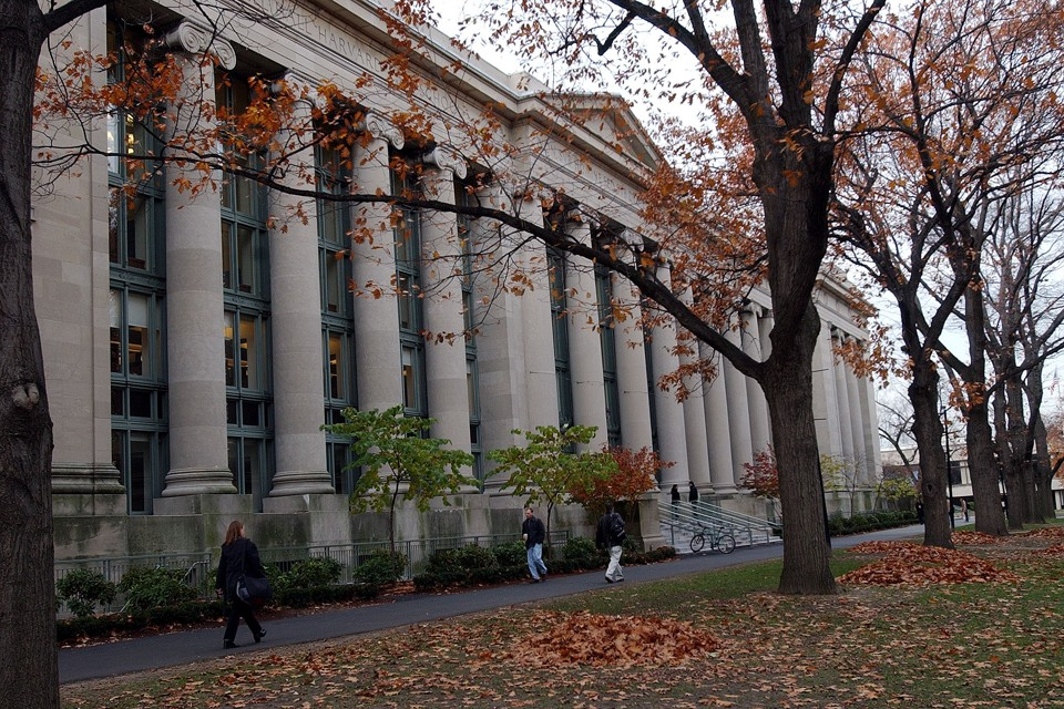 Learning lsat logic games is expensive time consuming the atlantic students walk in front of a large judicial looking building on harvards law school malvernweather Choice Image