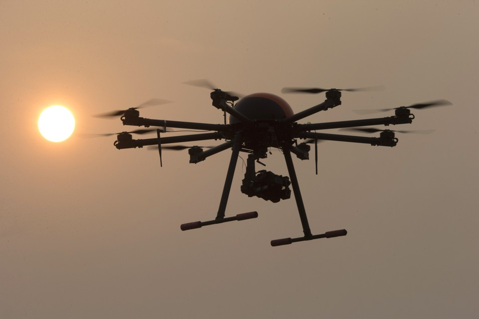 Isis Has A Drone Strategy Too The Atlantic