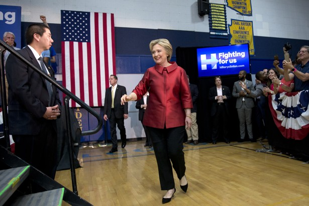 CNU poll finds Clinton 15 points ahead of Trump in Virginia