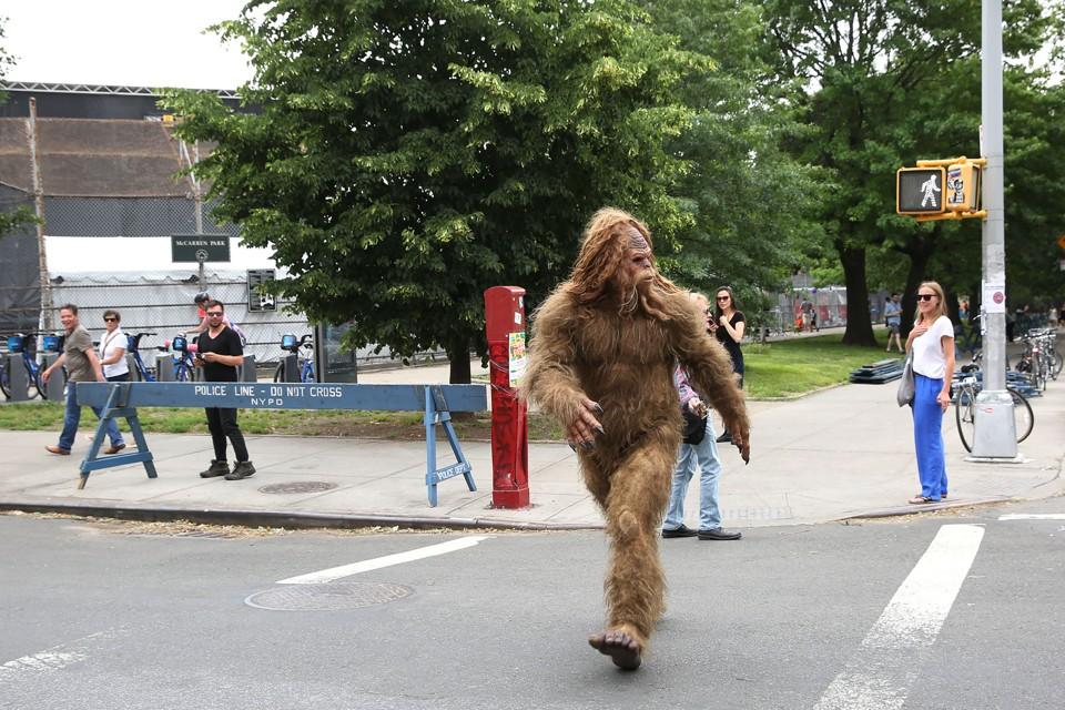 Is Bigfoot Real? - The Atlantic
