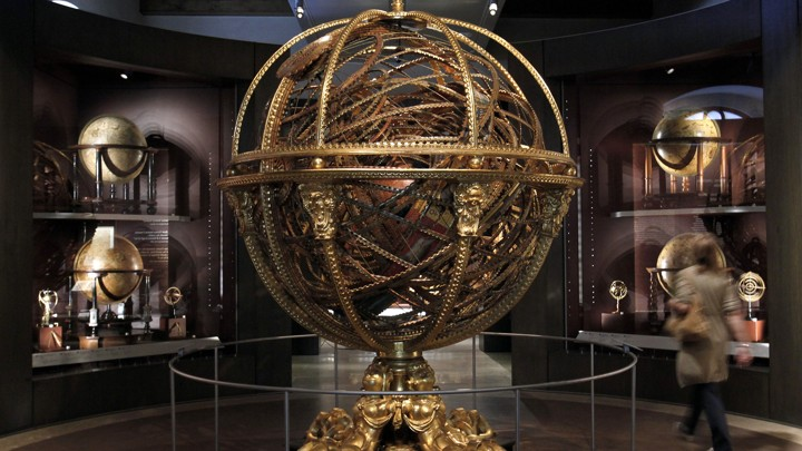 Galileo fought dirty with his fellow scientists the atlantic an exhibit at the galileo museum in florence alessia pierdomenico reuters mozeypictures Image collections